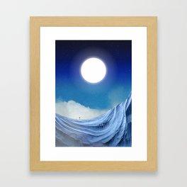 To dust Framed Art Print