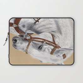 Horse Portrait 01 Laptop Sleeve
