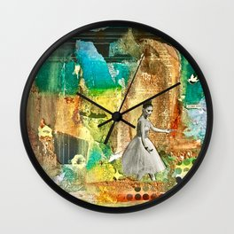 A Free Soul Wall Clock