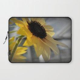Soft Sunflower Laptop Sleeve