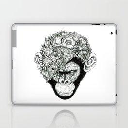 Botanical Ape Laptop & iPad Skin