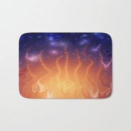 Laughing Flame Bath Mat
