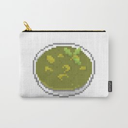 Green Curry Carry-All Pouch