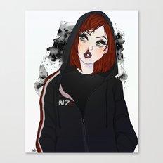 I should go Canvas Print