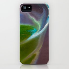 Cocktail With Lime iPhone Case