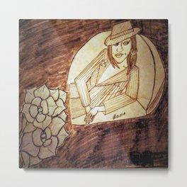 Tiffany Winds Metal Print