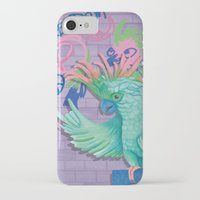 coco iPhone & iPod Cases featuring Coco by Sarah Underwood Illustration