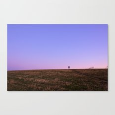 As Fast as we Can Canvas Print