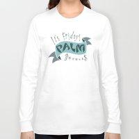palm Long Sleeve T-shirts featuring palm by Enrique Parra Aldama