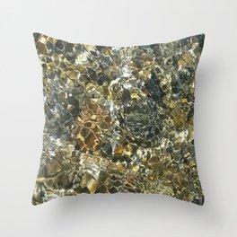 Refracted Light Throw Pillow