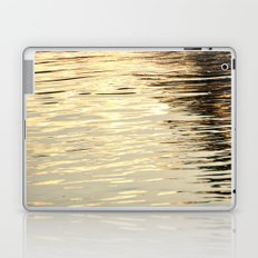 GOLDEN GLOW Laptop & iPad Skin