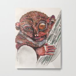 baby marmot Metal Print