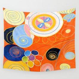 Hilma af Klint Number 3 Wall Tapestry