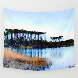 Grayton Beach Florida Destin 30 A Wall Tapestry