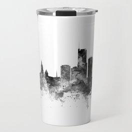 Essen Germany Skyline Travel Mug