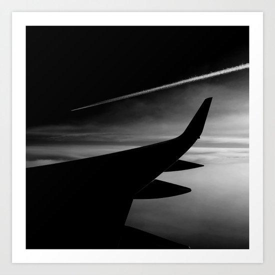 Jets Art Print
