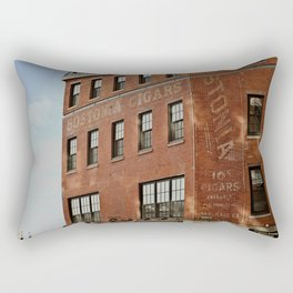 Bostonia Cigars Rectangular Pillow