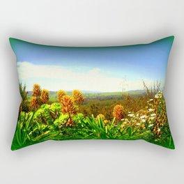 Kerrisdale Mountain - Australia Rectangular Pillow