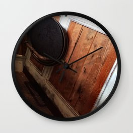 Serving Trays Wall Clock