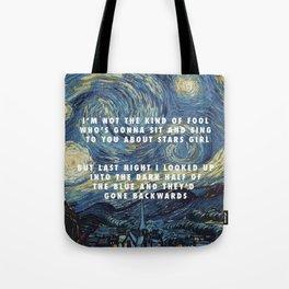Stuck on the Stars Tote Bag
