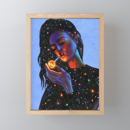 Ask the Universe Framed Mini Art Print