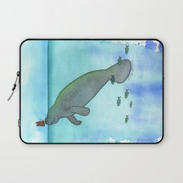 Sunny Weather Friends Laptop Sleeve