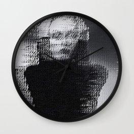 Garbo Wall Clock