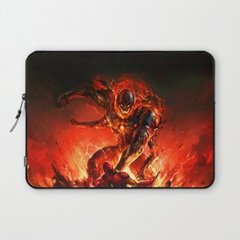 driven by the strength of the enemy Laptop Sleeve