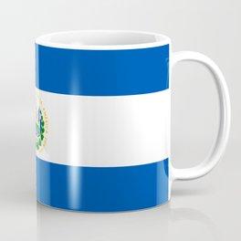 El Salvador Flag Salvadoran Flag Coffee Mug