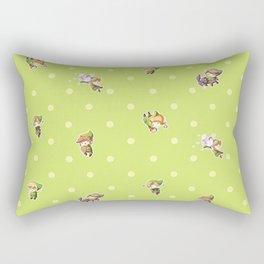 Chibi Links Rectangular Pillow