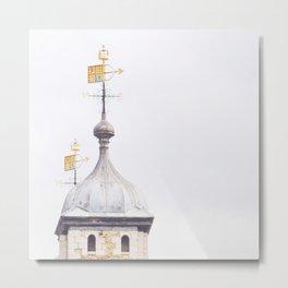 London Bell Metal Print