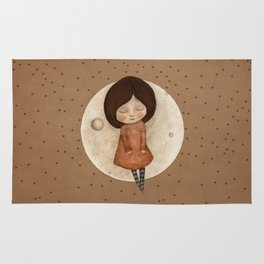 Moon Song 3 Rug