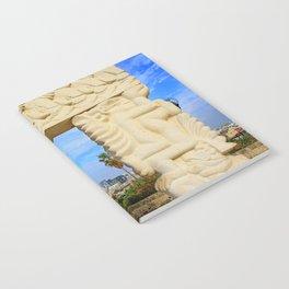 Gate of Faith Notebook