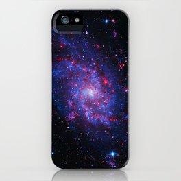 Triangulum Galaxy iPhone Case
