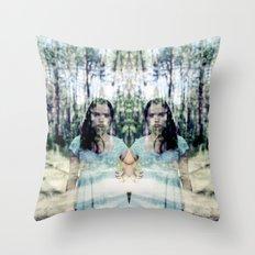 inwoods Throw Pillow