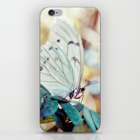The Whispering of Dreams iPhone & iPod Skin