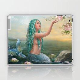 Marine Mermaid Laptop & iPad Skin