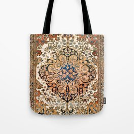Ferahan Arak  Antique West Persian Rug Print Tote Bag