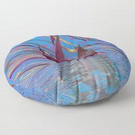 Mary Celeste Floor Pillow