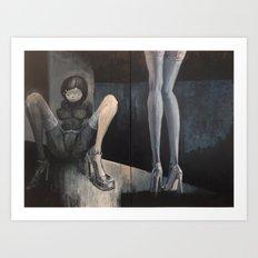 darkroom1O1 Art Print