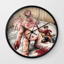 """Jedediah"" Wall Clock"