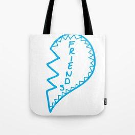 Friends2 Tote Bag