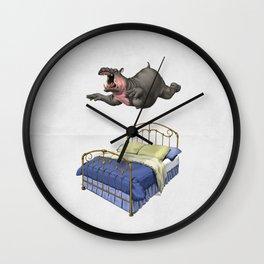 Break Time (Wordless) Wall Clock