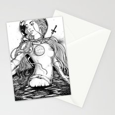 Aurora's Last Escape Stationery Cards