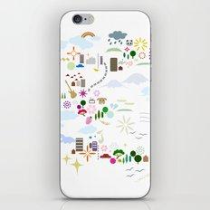 Japanorama  iPhone & iPod Skin