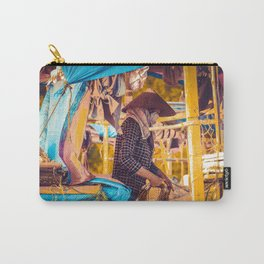Vietnam boat Carry-All Pouch