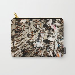 Stapled To Death Carry-All Pouch