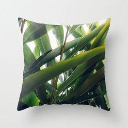 Topical Throw Pillow