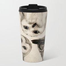 The Owl's 3 Metal Travel Mug