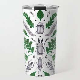 Orienteering insects Travel Mug